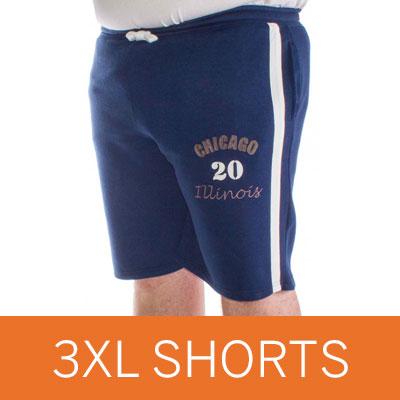 3XL shorts