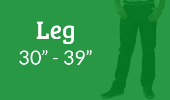 tall mens' jeans from 36 inch to 39 inch leg